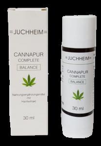 Cannapur Complete von Dr. Juchheim