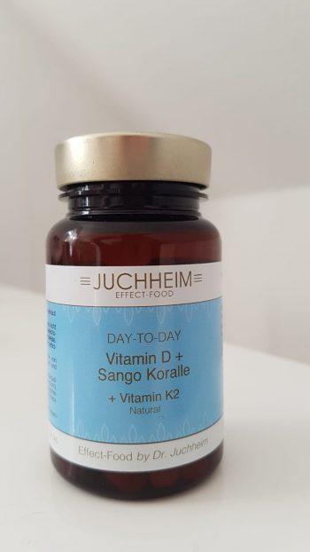 Meine Erfahrungen mit den Vitamin D Kapseln von Juchheim-Methode