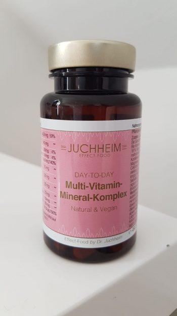 Meine Erfahrungen zu den Multi-Vitamin Kapseln von Juchheim